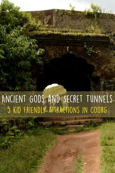 #Kidsattractions #travelcoorg #Coorgplaces Coorg is a great place for kids. Five places you can earmark for your kids' pleasure and explore palaces, forts and tombs. http://amanvanaspa.com/coorg-resorts/ancient-gods-and-secret-tunnels-5-kid-friendly-attractions-in-coorg/