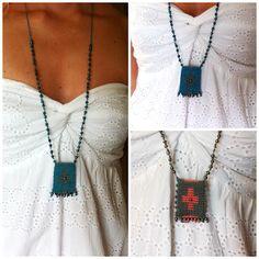croos necklace