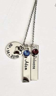 Hand Stamped Necklace, Arrow Necklace, Jewelry, Jewlery, Jewerly, Schmuck, Jewels, Jewelery, Fine Jewelry