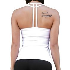 0c9670552c1 Sexy Backless Yoga Shirts With Bra Sport Shirts Quick Dry Fitness Yoga Top  Sports Vest Gym