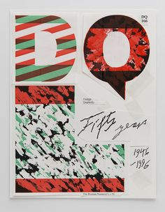Museum of Design Zurich Unveils the Wolfgang Weingart ArchiveEye on Design | Eye on Design
