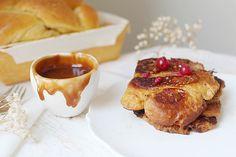 La recette de la brioche perdue au lait d'amande, sans oeufs, avec de la vanille, de la cannelle et du caramel ! http://www.royalchill.com/2017/01/20/brioche-perdue-au-lait-d-amande-sans-oeufs/ #cuisine #blog #food #breakfast #brioche