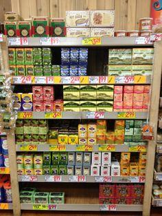 Trader Joe's Tea Display 1