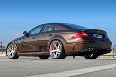 #Mercedes Benz #CLS (W219) by Prior Design #MercedesBenzofHuntValley