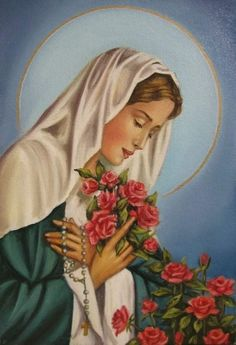 Mary Jesus Mother, Blessed Mother Mary, Blessed Virgin Mary, Catholic Art, Religious Art, True Devotion To Mary, Madonna, Virgin Mary Art, Our Lady Of Sorrows