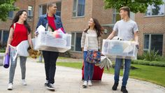Moving out of the Dorm Tips - Free Printable
