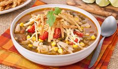 ... Bean Stew - Using a deli-chicken makes this satisfying stew quick and