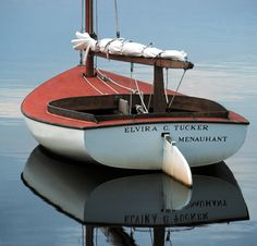 Simple Boat, Classic Wooden Boats, Dinghy, Beetle, Nautical, Sailing, Sailboats, Yachts, Cape