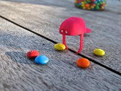 The Pink Caskate Cap Ring — Jean-Louis Casquette #jeanlouiscasquette #capring