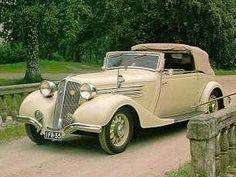 Renault Nervastella, Type TG (1930). Renault Nervastella, Type TG (1930) Vintage Racing, Vintage Cars, Vintage Room, Vintage Photos, Fiat 500, Classic Motors, Classic Cars, Renault Nissan, Art Deco Car