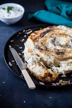 Burek: Balkan Style Cheese Pie