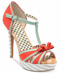 Jessica Simpson Shoes, Britt Platform Sandals - Shoes - Macys
