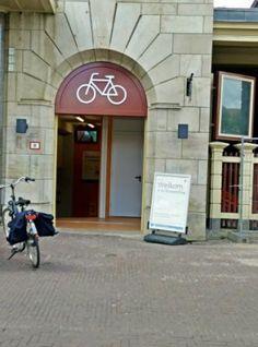 Esempio di parcheggio sotterraneo - in #Olanda è il paradiso della bicicletta! http://www.ilturistainformato.it/2014/09/30/olanda-informazioni-turistiche/