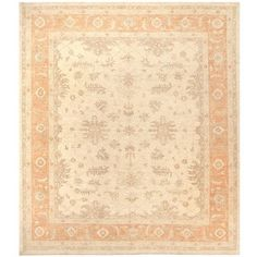 Shop for Herat Oriental Afghan Hand-knotted Vegetable Dye Oushak Wool Rug (9'9 x 11'3). Get free shipping at Overstock.com - Your Online Home Decor Outlet Store! Get 5% in rewards with Club O! - 20861088