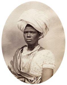 biolafromlagos:  cerradiano:    Augusto Stahl. Mina Nagô, c. 1865. Brazil.  the sadness in her face.