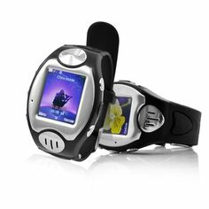 The Latest in Trending Cell Phone Watches!