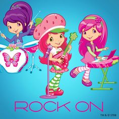 Rock On It's Wednesday with the Team Berry
