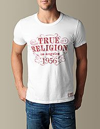 True Religion Mens T-Shirts - Tees for Men