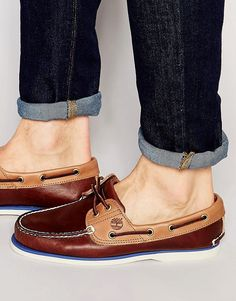 Timberland+Classic+Leather+Boat+Shoes