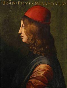 Giovanni Pico della Mirandola Philosopher 1463-1494
