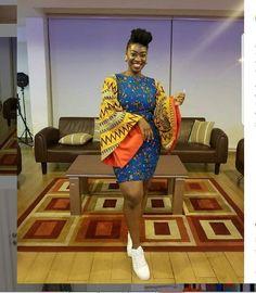 2019 Fascinating Ankara Short Gown Styles