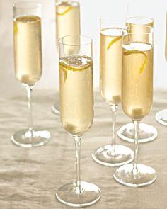 champagne si vous plait?