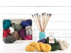 Superwash 128 from Cascade Yarns is a buttery-soft, chunky merino wool yarn that…