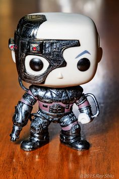 https://flic.kr/p/yQW9LF   Locutus   Captain Jean Luc Picard as Locutus of Borg.