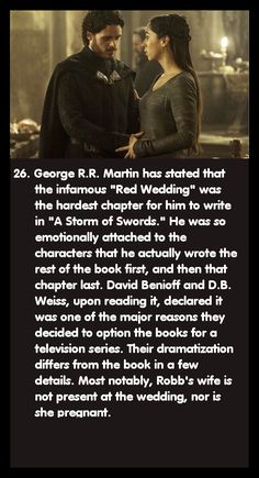 Game of Thrones Facts - Album on Imgur
