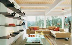 Living room inspiration by Roche Bobois