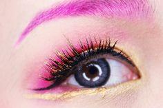 Sailor Chibimoon inspired makeup by http://www.miutiful.de/2016/01/kleine-lady-sailor-moon-blogparade.html
