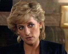 Princess Diana's famous interview with the BBC and Martin Bashir, airing November 20, 1995.