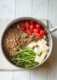 Sneak veggies into this one pot macaroni and cheese for a healthy alternative!