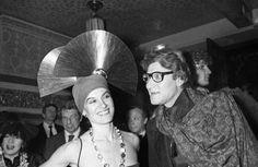 1978 - Paloma Picasso & YSL