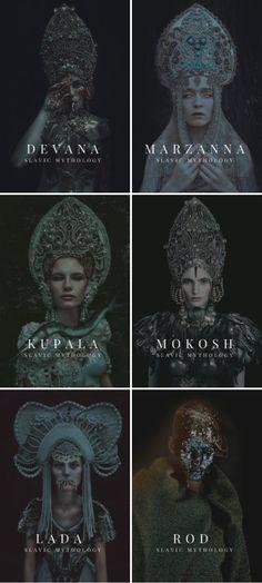 major slavic gods and goddesses World Mythology, Greek Mythology, Pretty Names, Cool Names, Wicca, Writing Inspiration, Character Inspiration, Foto Fantasy, Fantasy Names