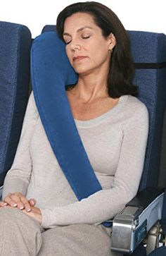 Travelrest - The Ultimate Inflatable Travel Pillow (#1 Best Selling on Amazon.de) Ergonomic, Innovative & Patented - BEST Travel Pillow for Airplanes, Cars, Buses, Trains, Office Napping, Camping, Wheelchairs & Home (Ranked #1 by WSJ) travelrest http://www.amazon.com/dp/B001DYDAEK/ref=cm_sw_r_pi_dp_SzGAvb1VN1HJH