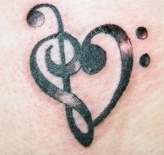 Megan Fox Broken heart tattoo.