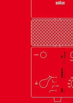 braun 'systems' exhibition on Pantone Canvas Gallery