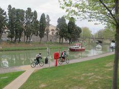 Canal du Midi est : Toulouse - Agde - Randonnée liberté - Grand Angle http://www.grandangle.fr/circuit/18620_canal_du_midi_est_:_toulouse_-_agde