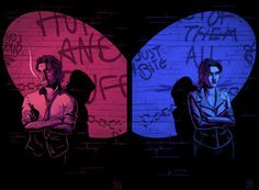 The Wolf Among Us by sapphire-feather