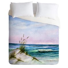 DENY Designs Home Accessories | Rosie Brown Okaloosa Beach Duvet Cover