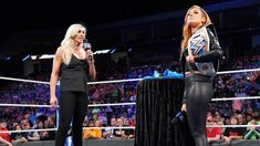 Image result for Becky Lynch championship coronation