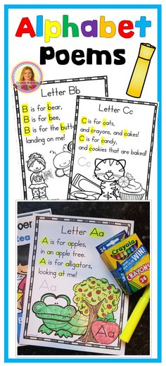 √ Preschool Worksheets Alphabet Beginning sounds . 5 Preschool Worksheets Alphabet Beginning sounds . Alphabet Poems for D Reading 26 Poems Alphabet Poem, Teaching The Alphabet, Alphabet Crafts, Letter A Crafts, Alphabet Games, Letter Games, Alphabet Writing, Printable Alphabet, Preschool Literacy