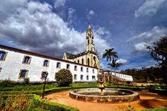 Santuário do Caraça - Minas Gerais -Brasil