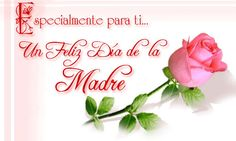 Happy Mother's Day in Spanish images Happy Mothers Day Images, Mothers Day Pictures, Happy Mother Day Quotes, Mothers Day Cards, Mexican Mothers Day, Spanish Mothers Day, Mother Day Message, Happy Mother's Day Card, Celebration Around The World