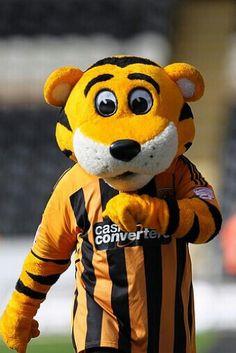 Mascotte de Hull City - Premier League