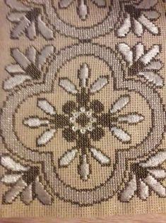 Cross Stitch Designs, Cross Stitch Patterns, Stitch 2, Needlework, Embroidery Designs, Diy And Crafts, Cushions, Rugs, Inspiration