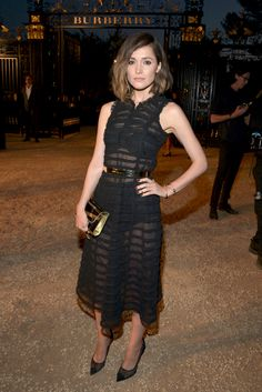 Rose Byrne attends the Burberry London in Los Angeles event at Griffith Observatory in Los Angeles on April 16, 2015.   - Cosmopolitan.com