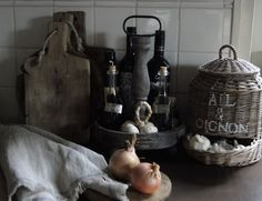 Blog over de styling en verbouwing van een oud boerderijtje
