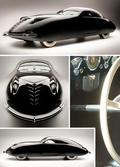 20 Outstanding & Outrageous Concept Cars from the Golden Age | WebUrbanist - via http://bit.ly/epinner